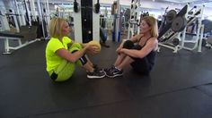 News Elizabeth Hashagen visited Sky Athletic and learned the sit up toss exercise. Keep Fit, Sit Up, 12 Weeks, Tossed, Exercise, Athletic, Sky, Learning, News