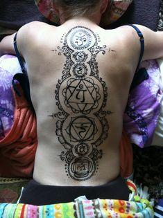 chakra tattoos | Tumblr