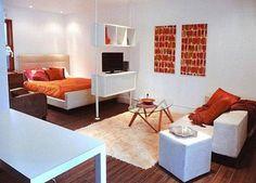 Cool Studio Apartment Design Ideas | DesignArtHouse.com - Home Art, Design, Ideas and Photos