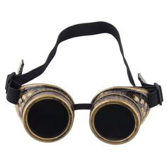 Cheap f sunglasses, Buy Quality fashion sunglasses directly from China  sunglasses f Suppliers  Cyber Goggles Steampunk Glasses Vintage Retro  Welding Punk ... 0561b789c7