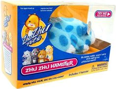 Zhu Zhu Pets Hamster Motley by Cepia LLC. $12.95. Make playtime more fun with interactive realistic hamsters. They are artificially intelligent hamsters that talk and move around their habitat.
