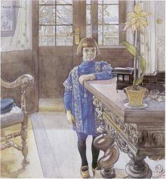 Tage Thiel 1915 Carl Larsson