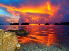 Key West Sunset I have been there...and it looks like this...a total wow!!!