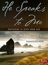 He Speaks to Me - Member Book | Shirer, Priscilla | LifeWay Christian