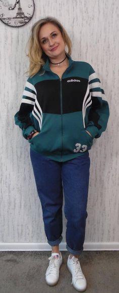 Letnia Kurtka Adidas (vintage)