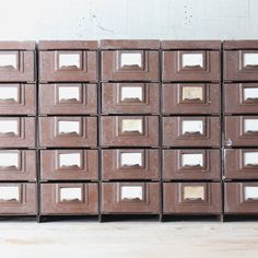 Vintage Metal Cabinets by lovintagefinds on Etsy