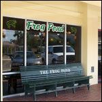 The Frog Pond in St. Pete Beach, FL...love the sausage waffles!