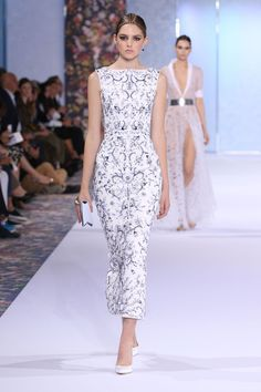 Ralph & Russo Autumn/Winter 2016 Couture Collection   British Vogue
