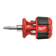 48-22-2120 Compact Multi Bit Driver Milwaukee Tools for sale at NPH Powertools.
