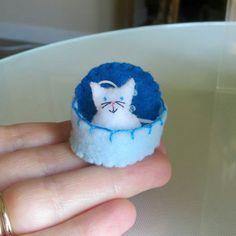 Little cat play set ❤ #cat #kitten