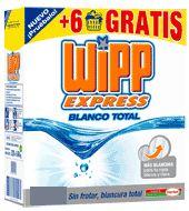 DETERGENTE POLVO WIPP BLANCO 25 + 6 DOS [11274] : Coviran Obdulia, Tu supermercado online