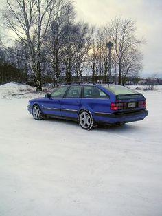 Audi 200 Quattro Avant