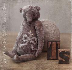 Lost Bears: Ну вот и последние миши в уходящем году.  Миша...