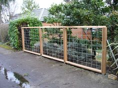 Wire Fence Gate And Fences, Gates, Arbo - selfieword.com