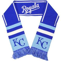 Kansas city royals baby blanket toddler minky name embroidered gift kansas city royals wordmark scarf royal bluelight blue negle Image collections