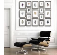 Curated Minerals | Pheromone Gallery – Specimen Artwork, Retail