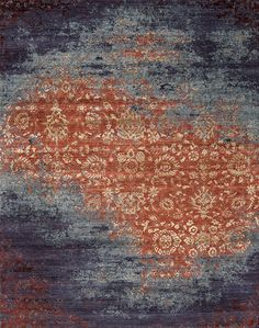 Avant-Garde Reserve Wool & Silk - Trailblazer - Samad - Hand Made Carpets