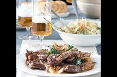 Ovarová mísa s křenem Beef, Food, Meat, Essen, Meals, Yemek, Eten, Steak
