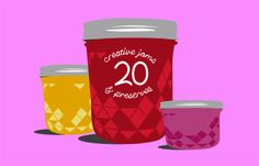 20 Creative Jam and Preserves Packaging - The Dieline -