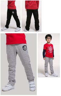 3 Fall Pants, Boys Pants, Sport Wear, Children, Kids, Baby Boy, Trousers, Sweatpants, Casual