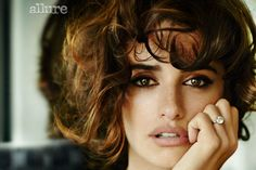 Penelope Cruz: Her Allure Photo Shoot: Cover Shoot: allure.com can I be this hot when I grow up?