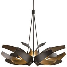 Corona Pendant by Hubbardton Forge at Lumens.com