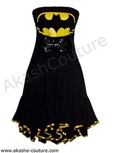 Bridesmaids: 'AKASHA COUTURE Batman Dress