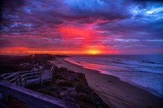 Jan Juc - Beaut sunrise this morning @kingklips @sunrise_and_sunsets @sunriseon7 @sunrise_sunset_heaven @world_sunrise_ @earthpix @ocean_earth #sunrise #janjuc #autumn #landscape #surfcoast #greatoceanroad @visitgreatoceanroad @torquay.com.au @nikonaustralia #mynikonlife #photography #photooftheday #instagram #lifestyle #vicco #beach #blogger #gallery #blog #destination #earthpix #images #morning #nature #ourplanetdaily #post #follow #followme #followkingklips by kingklips…