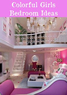 Concept Schlafzimmer Für Mädchen Quartos De Princesas Decorados Com Sofisticac. Concept Schlafzimmer Für Mädchen Quartos De Princesas Decorados Com Sofisticaccao E Elegcancia Tr Dreams Beds, Teenage Girl Bedrooms, Kid Bedrooms, Cool Girl Bedrooms, Purple Girls Bedrooms, Loft Bedroom Kids, Bedroom Design For Teen Girls, Kids Bedroom Storage, Loft Storage