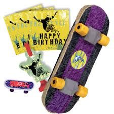 skateboard theme decorations - Google Search
