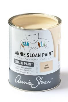 Old Ochre | Chalk Paint® | Annie Sloan