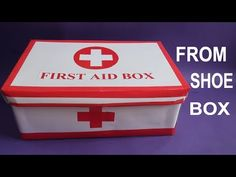 HELLO , We all are aware with the importance of first aid kit, but only few people are keeping it in their house. So, here is my little initiate for creating. First Aid For Kids, Kits For Kids, Projects For Kids, First Aid Kit Box, Camping First Aid Kit, Best Tents For Camping, Luxury Camping, Beach Camping, Preschool Learning Activities