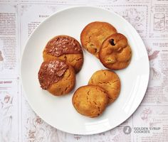 Good Eats: Golden Syrup Cookies - The Dizain Collective - Lifestyle Blog