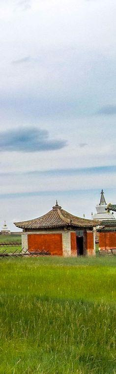 Original Capital - Karakorum 03 - - - - - Karakorum was the capital city for the great Mongol leader Genghis Khan. #mongolia