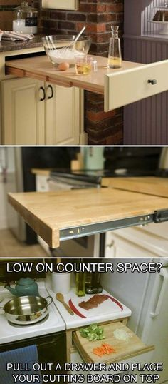 25 Clever Kitchen Organizing Hacks You Will Love...