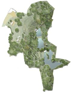 141218_Masterplan-Model-000 #LandscapeMasterplan