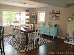 Love This White RugsDining Room AreaGreat RoomsRugs