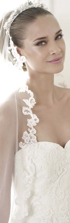 LOOKandLOVEwithLOLO: PRONOVIAS 2015 Costura BRIDAL