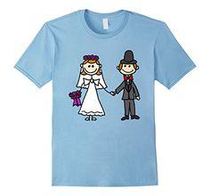 Men's Smiletodaytees Bride and Groom Stick Figure Wedding... https://www.amazon.com/dp/B01J5UHTJK/ref=cm_sw_r_pi_dp_3elMxbF60CC62