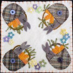 padrões de tapete tostão por 2 pintos projeto - Vela Penny Mats Tapete