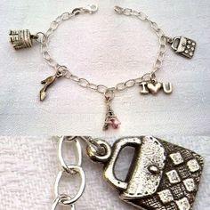 """bracelet """"Parisienne"""""""