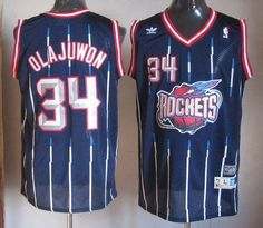 29d489bbcfc Buy Rockets Hakeem Olajuwon Navy Throwback Stitched NBA Jersey from  Reliable Rockets Hakeem Olajuwon Navy Throwback Stitched NBA Jersey  suppliers.