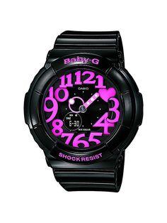 Casio Baby-G Women's Watch BGA-130-1BER