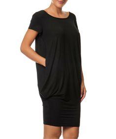 2c06ce666814 Antigel by Lise Charmel Black Tunic Dress M Top Body Con Versatile  Convertible  Antigel