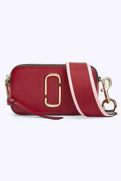 Marc Jacobs Snapshot Small Camera Bag Crossbody Red Multi Auth sold by guaioutlet. Shop more products from guaioutlet on Storenvy, the home of independent small businesses all over the world. Small Camera, Marc Jacobs Bag, Little Bag, Leather Crossbody Bag, Sale Items, Shoulder Strap, Zip Around Wallet, Kpop, Red