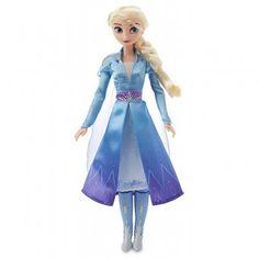 Disney Frozen 2 Singing Into the Unknown Elsa Doll Musical - 11 inches - New 630509867905 Frozen Disney, Princesa Disney Frozen, Film Disney, Elsa Frozen, Disney Princess, Frozen Movie, Disney Games, Barbie Princess, Avengers