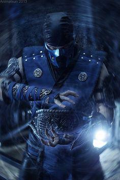 Mortal Kombat - Sub-Zero — Танцующая Фушига