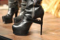 Platform boots #fall2013 #NYFW