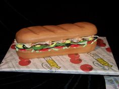 12 Cakes That Look Like Fast Food Specialties | Mental Floss…You know you want to make this one!