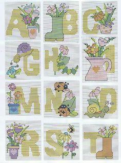 Garten ABC 1